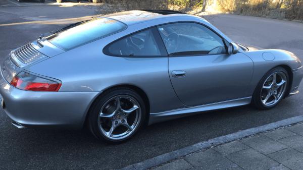 """Nr. 62 Porsche 996 Carrera""""40 Jahre 911"""""""